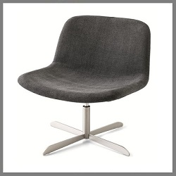 lounge-stoel-calligaris-college-swivel