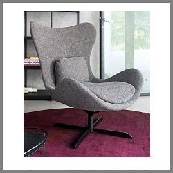 lounge-stoel-calligaris-lazy-swivel