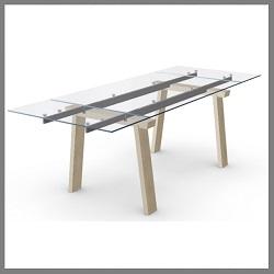 tafel-levante-calligaris-glas