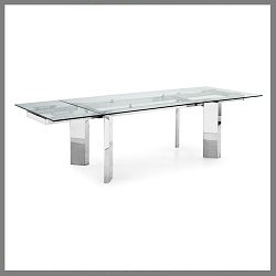 tafel-tower-calligaris-glas