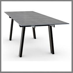 tafel-levante-calligaris-keramisch-glas