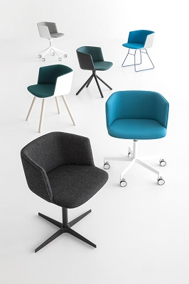 design-stoel-cut-lapalma-S151-S152
