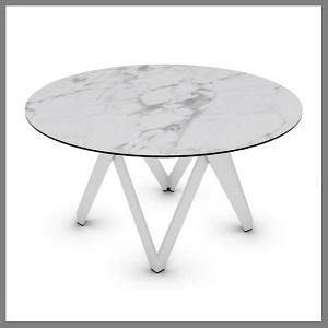 ronde-tafel-cartesio-calligaris-keramisch-glas