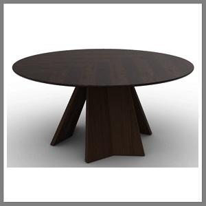 ronde-tafel-icaro-calligaris-hout